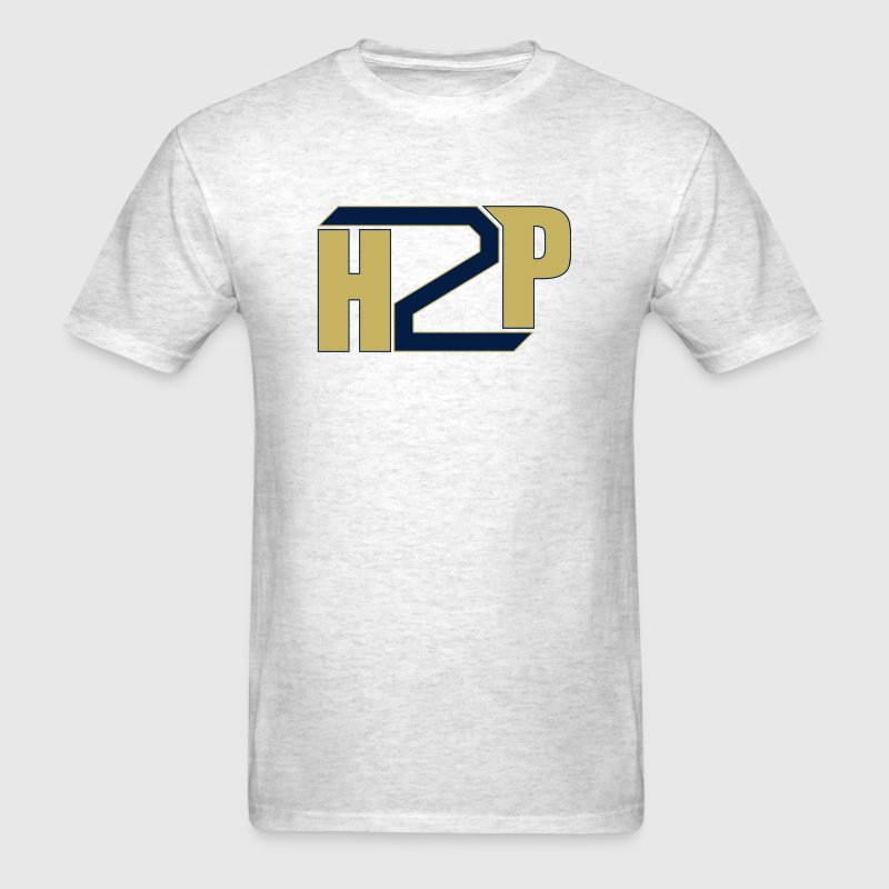 H2P - Hail to Pitt! - Men's T-Shirt