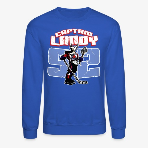 Captain Landy - Mens - Crewneck Sweatshirt