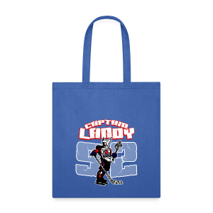 Captain Landy - Mens - Tote Bag