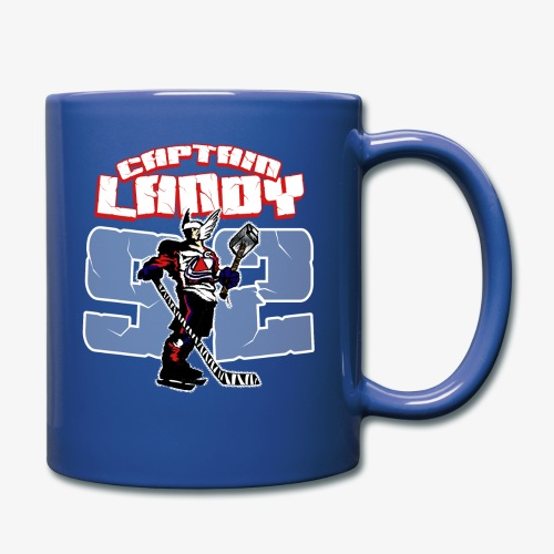 Captain Landy - Mens - Full Color Mug