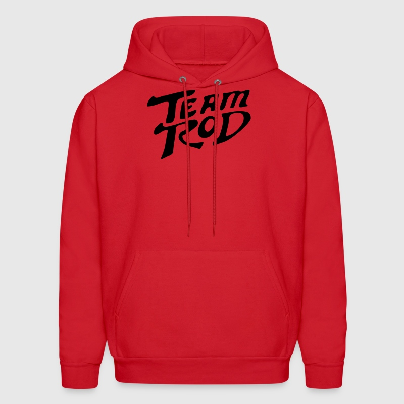 Team Rod Shirt from the Movie Hot Rod! - Men's Hoodie