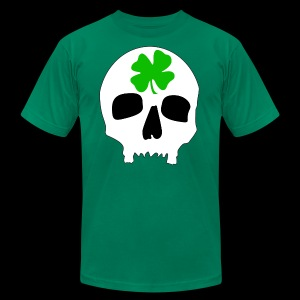 Men's Fine Jersey T-Shirt - Irish Skull Shirt - www.TedsThreads.co