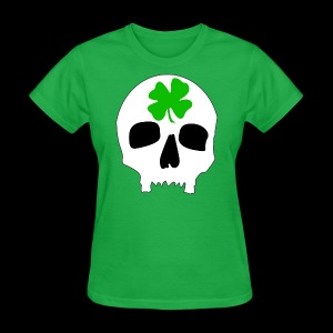 Irish Skull - www.TedsThreads.co