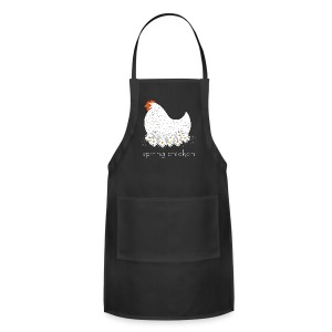 Spring chicken - Adjustable Apron