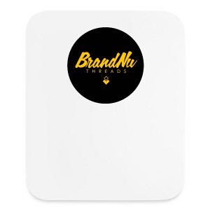 BrandNuThreads - Button - Mouse pad Vertical