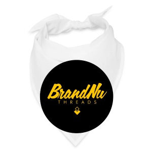 BrandNuThreads - Button - Bandana