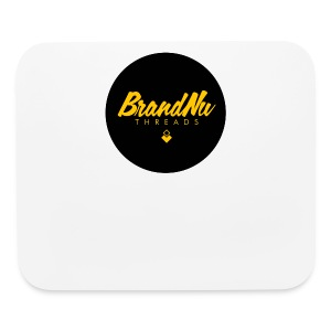 BrandNuThreads - Button - Mouse pad Horizontal