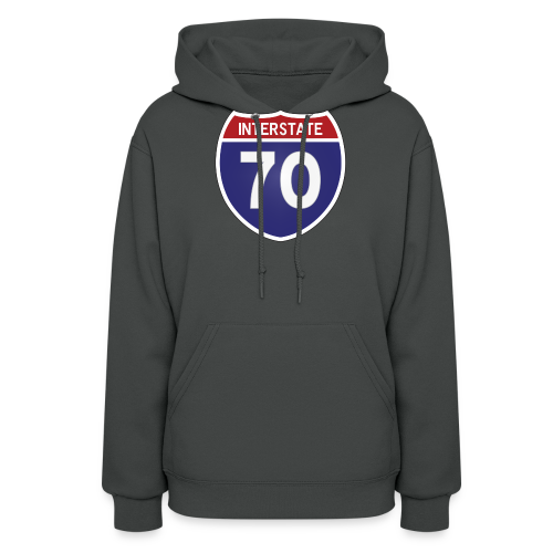 Interstate 70 - Mens - Women's Hoodie