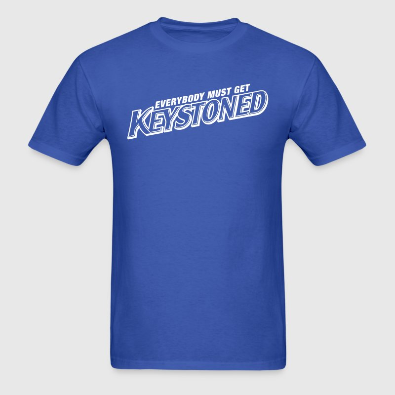 keystoned T-Shirts - Men's T-Shirt