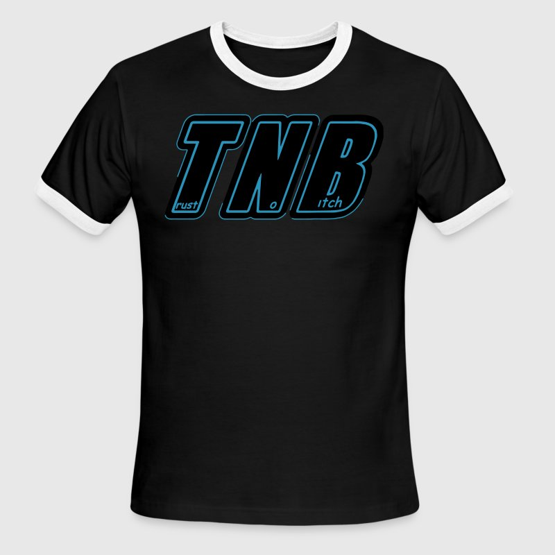 T.N.B T-Shirts - Men's Ringer T-Shirt