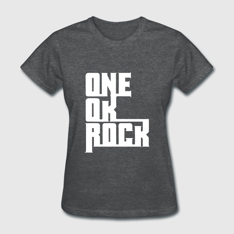 ONE OK ROCK LOGO (White) Women's T-Shirts - Women's T-Shirt