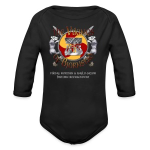 Kids T-Shirt Light Colored Tagline - Long Sleeve Baby Bodysuit