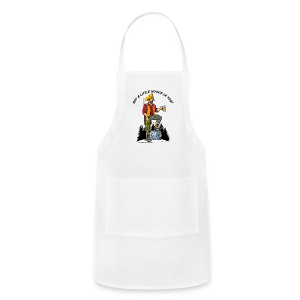 Capt'n Nort'woods (Digital Print) - Adjustable Apron