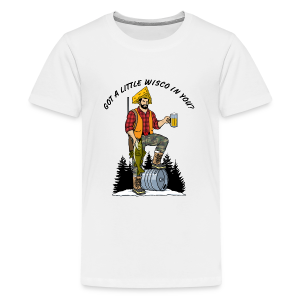 Capt'n Nort'woods (Digital Print) - Kids' Premium T-Shirt