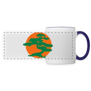 Bonsai Tree - Panoramic Mug
