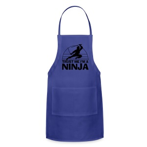 Trust Me I'm A Ninja - Adjustable Apron