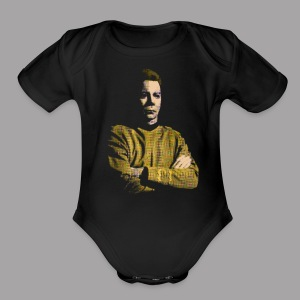 The Kaptain - Short Sleeve Baby Bodysuit