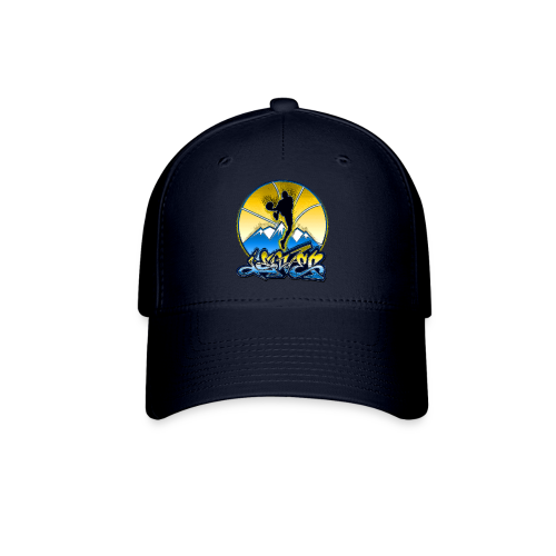Denver - Blue and Yellow - Hoodie - Baseball Cap