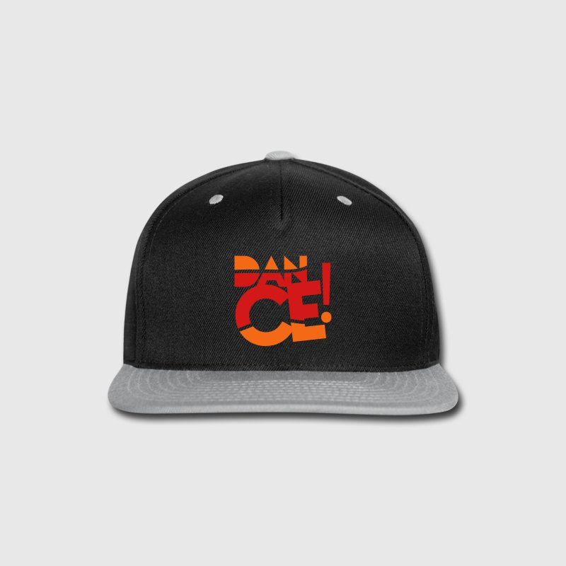 DANCE design that is SWAG Caps - Snap-back Baseball Cap