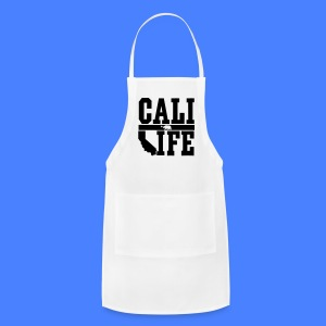 Cali Life T-Shirts - Adjustable Apron