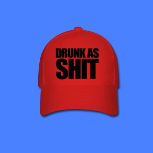 Drunk As Shit Tanks - Baseball Cap