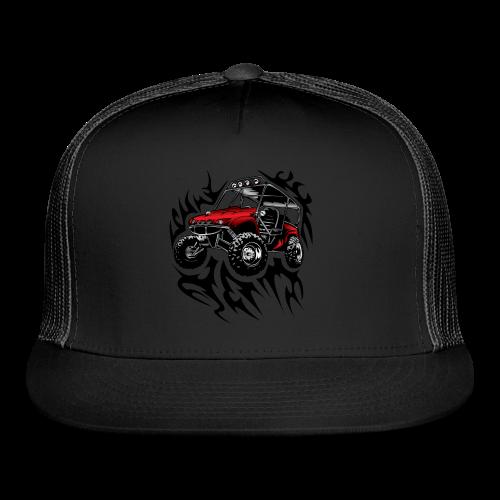offroad utv side by side shirt - Trucker Cap
