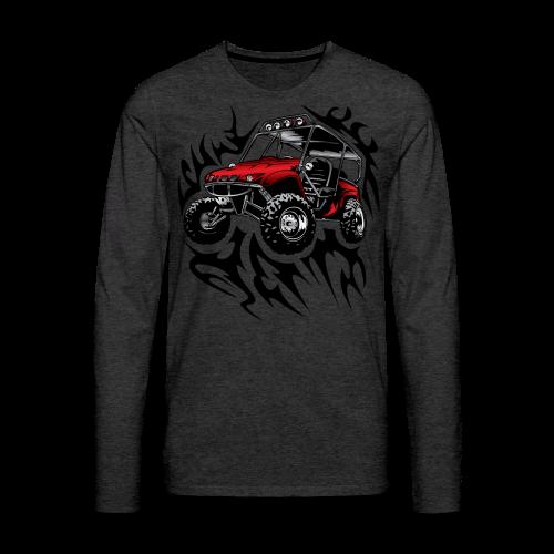 offroad utv side by side shirt - Men's Premium Long Sleeve T-Shirt
