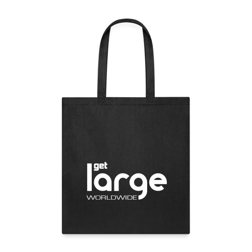 Men's T Shirt Modern Logo - Tote Bag