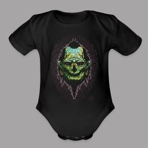 Big J Zombie - Short Sleeve Baby Bodysuit