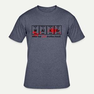Walker - Men's 50/50 T-Shirt
