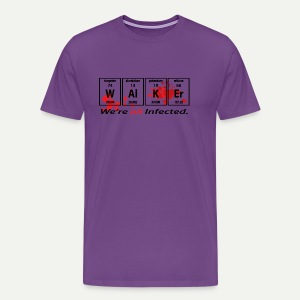Walker - Men's Premium T-Shirt