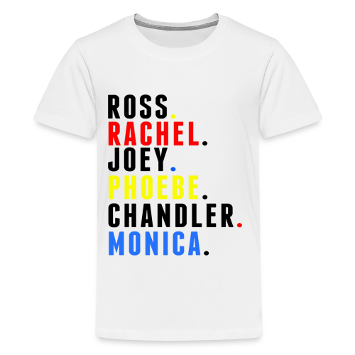FRIENDS names - Mens - Kids' Premium T-Shirt