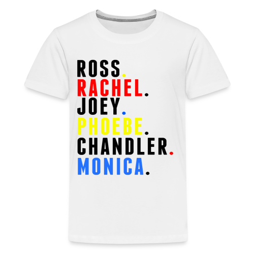 FRIENDS names - Mens - Kids' Premium T-Shirt