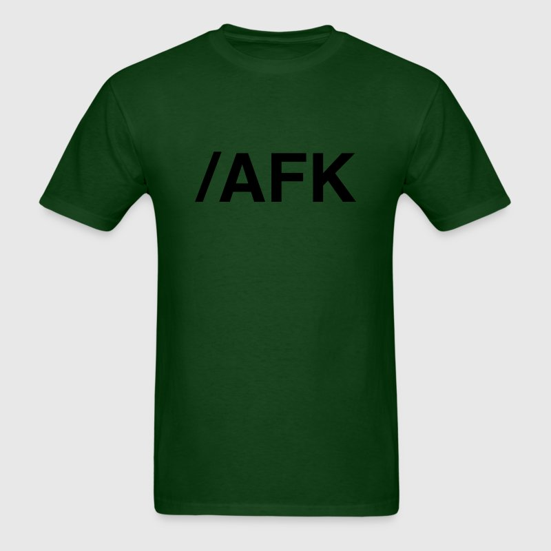 AFK. Away From Keyboard T-Shirts - Men's T-Shirt