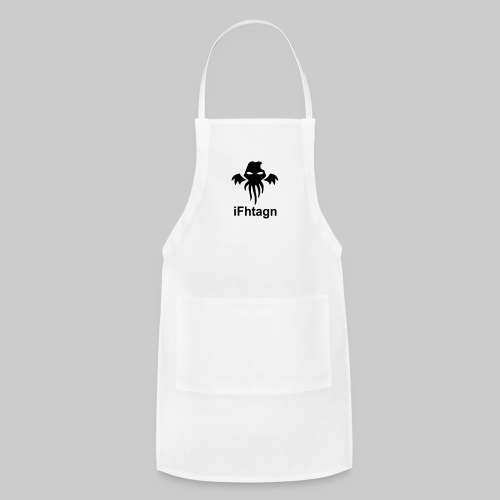 iFhtagn - iPhone 5 Hard Case - Adjustable Apron