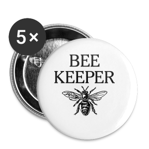 Beekeeper Kid's T-Shirt - Small Buttons