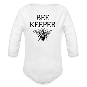 Beekeeper Kid's T-Shirt - Long Sleeve Baby Bodysuit