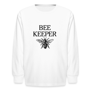 Beekeeper Kid's T-Shirt - Kids' Long Sleeve T-Shirt