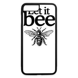 Let it bee t-shirt - iPhone 7 Plus/8 Plus Rubber Case