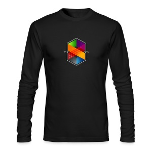 8 Year Anniversary Shirt - Men's Long Sleeve T-Shirt by Next Level