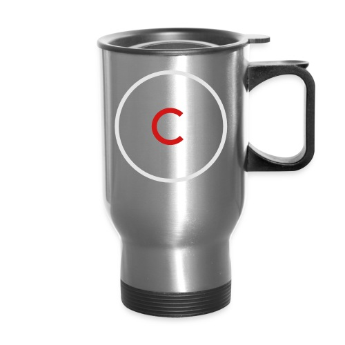 Just the C Hat - Travel Mug