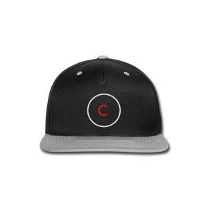 Just the C Hat - Snap-back Baseball Cap