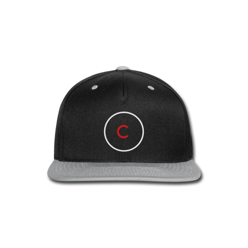 Just the C Hat - Snap-back Baseball Cap