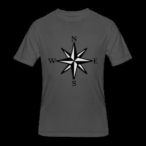 Wind Rose T-Shirt (Men) - Men's 50/50 T-Shirt