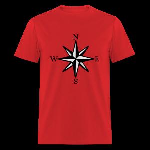 Wind Rose T-Shirt (Men) - Men's T-Shirt