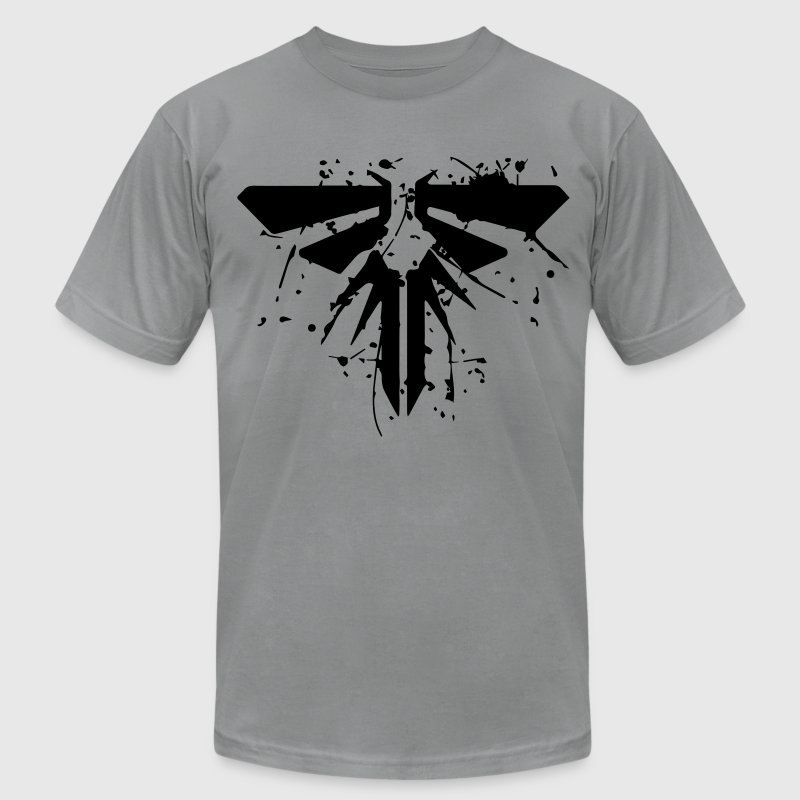 the last of us T-Shirts - Men's T-Shirt by American Apparel