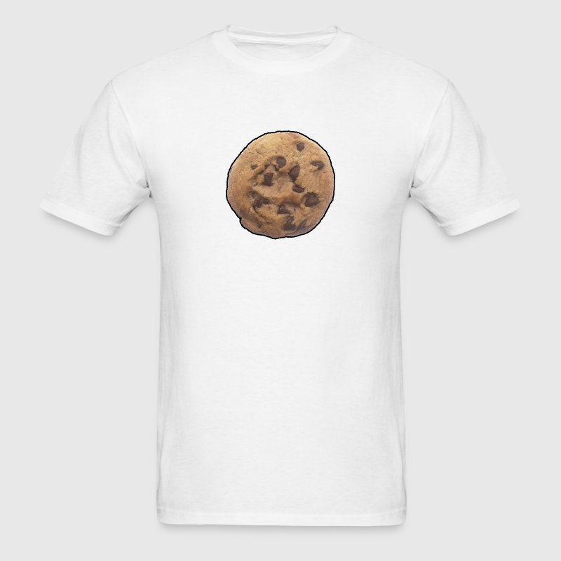 Cookie - Chocolate Chip - Snack - Food - Sweet T-Shirts - Men's T-Shirt