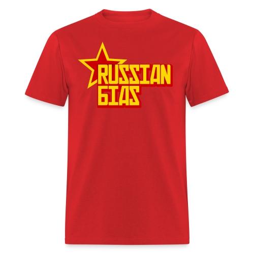 Russian Bias - Men's T-Shirt