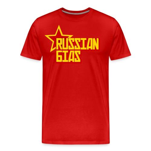 Russian Bias - Men's Premium T-Shirt