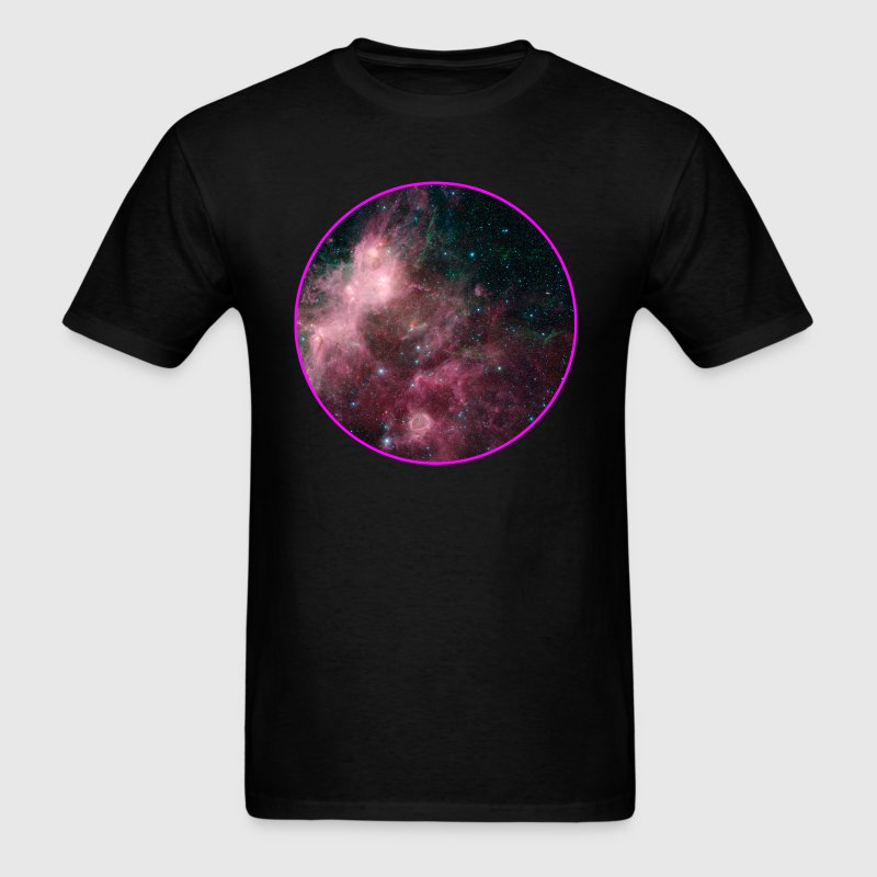 Galaxy - Space - Stars - Cosmic - Art - Universe T-Shirts - Men's T-Shirt